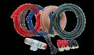 Провода и прочие комплектующие для автозвука