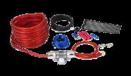 Комплекты проводов для подключения усилителя