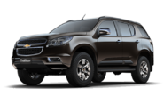 Тюнинг для Chevrolet Trailblazer