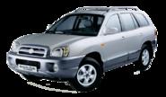 Тюнинг для Hyundai Santa-FE Classic