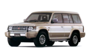 Тюнинг для Mitsubishi Pajero II
