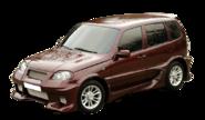 Тюнинг LADA 4x4, Chevrolet Niva