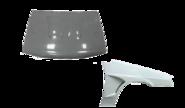 Пластиковые капоты и крылья ВАЗ 2108-099