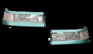 Реснички на фары ВАЗ 2110-12