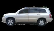 Тюнинг для Toyota Kluger V Four