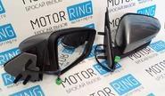 Боковые зеркала «Лифтбек» в цвет с электроприводом и обогревом для Лада Гранта, Калина, Калина 2, Datsun