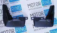 Брызговики (фартуки) передние нового образца «БР Пласт» для ВАЗ 2110-12