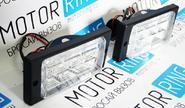 LED противотуманные фары (10 диодов) на ВАЗ 2110-2112, 2113-2115