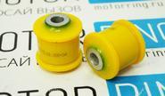 Сайлентблок заднего амортизатора SS20 желтый для Лада Калина, Приора, ВАЗ 2108-099, 2110-12