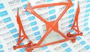 Подрамник с рычагами и треугольной алюминиевой защитой Rz для ВАЗ 2108-15