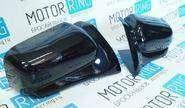 Накладки на зеркала в цвет кузова, цельные на ВАЗ 2108-21099, 2113-2115