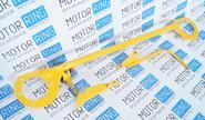 Растяжка передних стоек «Политех-Авто» с доп. опорой для ВАЗ 2108-15 8v инжектор