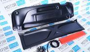 Пластиковая обивка багажника с аварийным знаком для Лада Веста