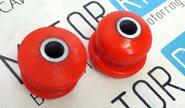 Сайлентблок переднего шарнира Лада Калина, ВАЗ 2108-099, 2110-12 SS20 красный (2шт) 70113