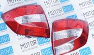 Стандартные задние фонари Тюн-авто на Лада Гранта седан