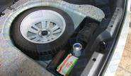 Органайзер нижний в нишу запасного колеса «АртФорм» для Лада Веста