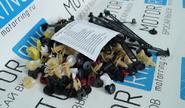 Набор пластмассовых изделий на кузов ВАЗ 2113, 2114, 2115