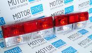 Задние фонари с красной полосой для ВАЗ 2105, 2107