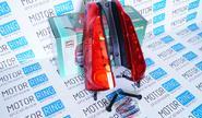 Дополнительные диодные фонари «Тюн-Авто» красные, нового образца для Лада Ларгус