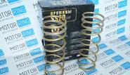 Пружины холодной навивки для задней подвески Лада Приора, ВАЗ 2108-15, 2110-12 SS20 Gold