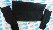 Акустическая полка с боковинами и эмблемой для ВАЗ 2108, 2109, 2113, 2114