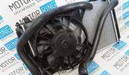 Радиатор 21903-1300010-02 «LADA Holding» без кондиционера в сборе для Лада Гранта, Калина 2