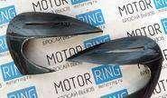 Реснички на фары «Поло» в цвет автомобиля для Лада Приора
