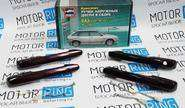 Наружные евро ручки дверей «Тюн-Авто» в цвет кузова для ВАЗ 2109-15