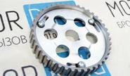 Шестерня разрезная ГРМ 8v (алюминиевая ступица) с маркерным диском