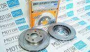 Передние тормозные диски Alnas Sport 2110-02