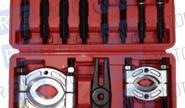 Набор съемников для снятия подшипников сепараторного типа, 14 предметов 4287м