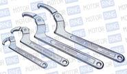 Ключ серповидный со штифтом 19-50мм (3/4 ~ 2) «Licota» AWT-HK021