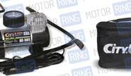 Компрессор автомобильный большой мощности для колес R13-R18 AC-565 «City Up» Р2960
