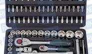 Набор профессионального инструмента 1/4 и 1/2 6 гр. 94 пр. «FORCE» Ф4941-5