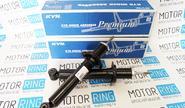 Оригинальные масляные амортизаторы задней подвески «kyb premium» (Каяба) для Лада Приора