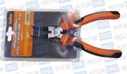 Съемник стопорных колец «загнутый сжим» 180 мм «OMBRA» 440207