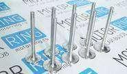 Комплект клапанов облегченных увеличенных 39/34 «СТК» ВАЗ 2108 8v
