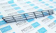 Декоративная решётка радиатора 4 узкие лопасти в цвет кузова для Лада Приора