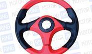 Спортивный руль F1 для автомобилей ВАЗ, Rtech (5134)