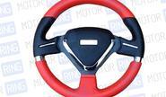 Спортивный руль R1 4163 на автомобили ВАЗ