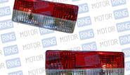 Задние фонари ProSport RS-03670 кристальные красные для ВАЗ 2105-07