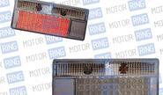 Задние фонари ProSport RS-05682 диодные тонированный хром для ВАЗ 2105-07