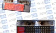 Задние фонари ProSport RS-05683 диодные тонированные черные для ВАЗ 2105-07