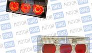 Задние фонари ProSport RS-03317 хром для ВАЗ 2105-07