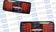 Задние фонари ProSport RS-05525 диодные тонированные для ВАЗ 2106