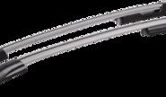 Рейлинги для Hyundai SOLARIS хэтчбек, серые