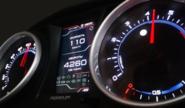 Электронная комбинация приборов Gamma GF 890 серебро для Renault, Lada Largus, Nissan
