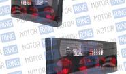 Задние фонари ProSport RS-01057 для ВАЗ 2108-14 тонированные, черные