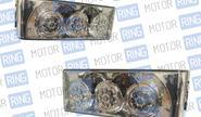 Задние фонари ProSport RS-03004 Terminator для ВАЗ 2108-14 диодные тонированные, хром