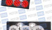 Задние фонари ProSport RS-03002 Terminator для ВАЗ 2108-14 диодные тонированные, черные